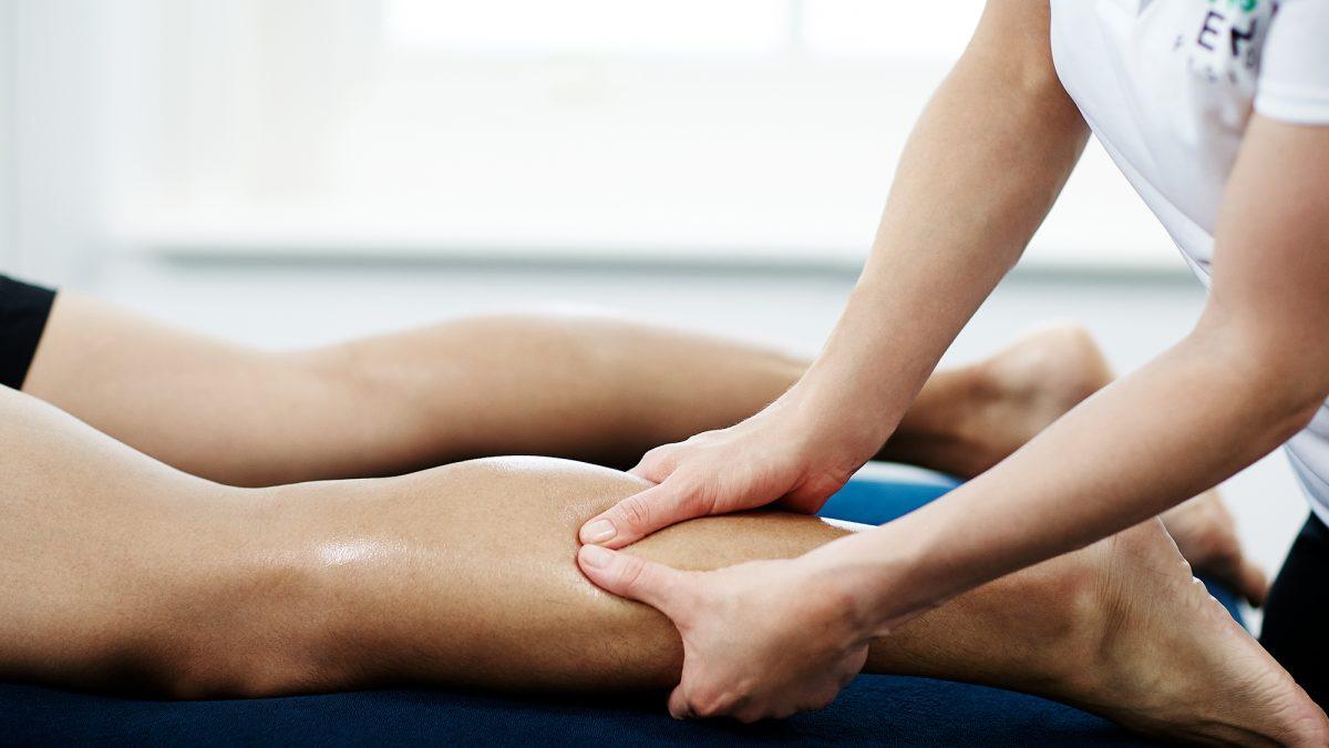 masaż w sporcie