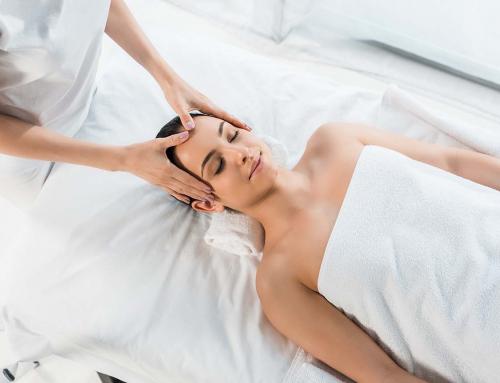Masaż twarzy – relaks i kosmetyka dla cery